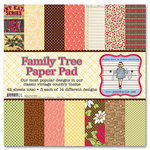 Jenni Bowlin Studio - Family Tree Collection - 12 x 12 Paper Pad