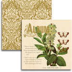 Jenni Bowlin Studio - Haven Collection - 12 x 12 Double Sided Paper - Album
