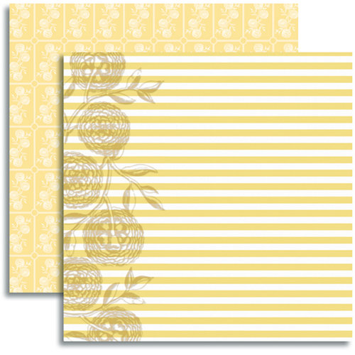 Jenni Bowlin Studio - Modern Mercantile Collection - 12 x 12 Double Sided Paper - Miscellany
