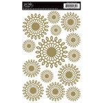 Jenni Bowlin Studio - Rub Ons - Doilies - Gold