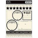 Jenni Bowlin Studio - Apothecary Stickers - Black