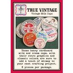 Jenni Bowlin Studio - True Vintage Embellishments - Milk Caps