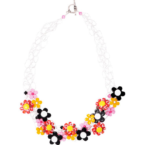 JHB International - Laura Timmons Jewelry - Flower Power Collection - Necklace