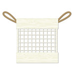 Jillibean Soup - Naturalist Collection - Raw Surfaces - Chickenwire Crate