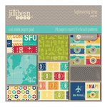 Jillibean Soup - Sightseeing Stew Collection - 6 x 6 Paper Pad