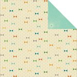 Jillibean Soup - Cool As A Cucumber Soup Collection - 12 x 12 Double Sided Paper - Trendy Tomatoes