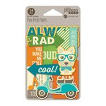 Jillibean Soup - Cool As A Cucumber Soup Collection - Pea Pod Parts - Die Cut Cardstock Pieces