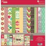 Jillibean Soup - Holly Berry Borscht Collection - Christmas - 12 x 12 Collection Pack