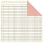 Jillibean Soup - Soup Staples III Collection - 12 x 12 Double Sided Paper - Record Your Number