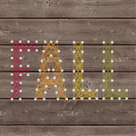 Jillibean Soup - DIY String Art - Fall