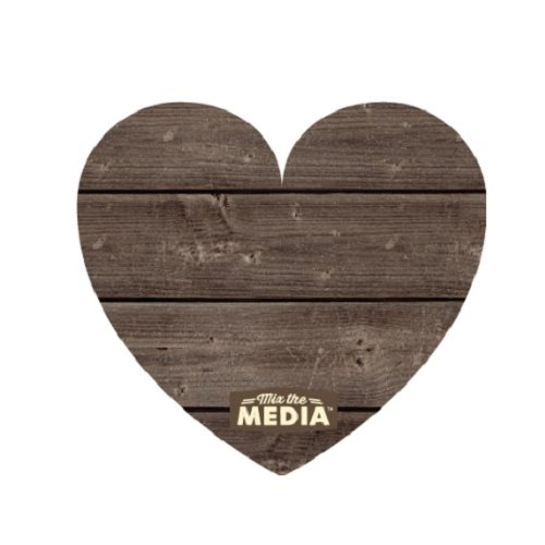 Jillibean Soup Mix The Media Heart Wood Plank