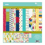 Jillibean Soup - Alphabet Soup II Collection - 12 x 12 Collection Pack