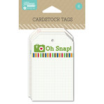 Jillibean Soup - Cardstock Tags - Oh Snap