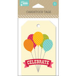 Jillibean Soup - Cardstock Tags - Celebrate