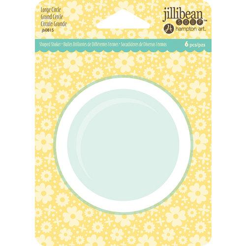 Jillibean Soup - Shaker Insert - Circle - Large