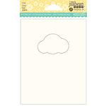 Jillibean Soup - Shaker Card Base - Cloud