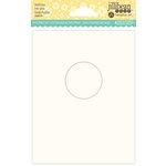 Jillibean Soup - Shaker Card Base - Circle - Small