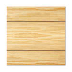 Jillibean Soup - Mix the Media Collection - 3D Wood Plank - 6 x 6 - Pine