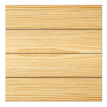 Jillibean Soup - Mix the Media Collection - 3D Wood Plank - 10 x 10 - Pine