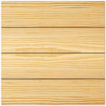Jillibean Soup - Mix the Media Collection - 3D Wood Plank - 12 x 12 - Pine