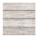 Jillibean Soup Mix The Media 12 X 12 Wood Plank