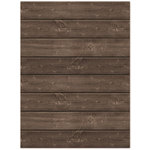 Jillibean Soup - Mix the Media Collection - Wood Panel - 12 x 16 - Rustic