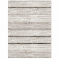 Jillibean Soup - Mix the Media Collection - Wood Panel - 12 x 16 - White
