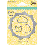 Jillibean Soup - Shaker Die Set - Circle - Large