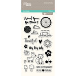 Jillibean Soup - Mushroom Medley Collection - Clear Acrylic Stamps