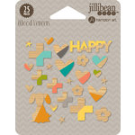 Jillibean Soup - Hardy Hodgepodge Collection - Wood Veneers