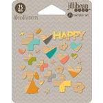 Jillibean Soup - Hardy Hodgepodge Collection - Wood Veneers
