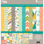 Jillibean Soup - Hardy Hodgepodge Collection - 12 x 12 Collection Pack