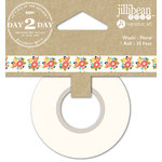 Jillibean Soup - Day 2 Day Collection - Washi Tape - Floral