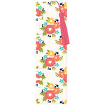 Jillibean Soup - Day 2 Day Collection - Bookmark - Floral