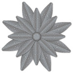 Jillibean Soup - Mix the Media Collection - Galvanized Layered Flower