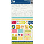 Jillibean Soup - Souper Celebration Collection - Cardstock Stickers