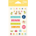 Jillibean Soup - Souper Celebration Collection - Puffy Stickers