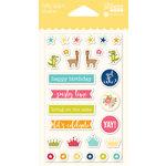Jillibean Soup - Souper Celebration Collection - Puffy Stickers