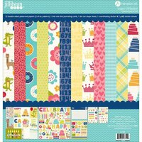 Jillibean Soup - Souper Celebration Collection - 12 x 12 Collection Pack