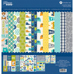 Jillibean Soup - 2 Cool for School Collection - 12 x 12 Collection Pack