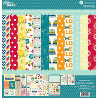Jillibean Soup - Bohemian Brew Collection - 12 x 12 Collection Pack