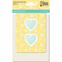 Jillibean Soup - Shaker Card Set - Small Heart