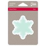 Jillibean Soup - Christmas - Shape Shaker - Snowflake