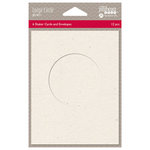 Jillibean Soup - Shaker Card - Large Circle