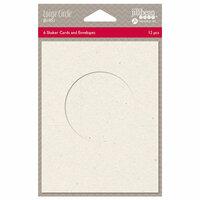Jillibean Soup - Shaker Card - Large Circle