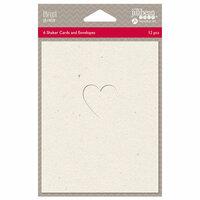 Jillibean Soup - Shaker Card - Heart