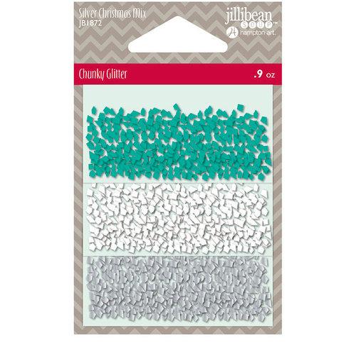 Jillibean Soup - Christmas - Shaker Fill - Silver Christmas Mix