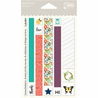 Jillibean Soup - Garden Harvest Collection - Washi Sheets