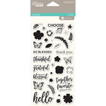 Jillibean Soup - Garden Harvest Collection - Clear Acrylic Stamps