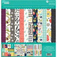 Jillibean Soup - Garden Harvest Collection - 12 x 12 Collection Pack